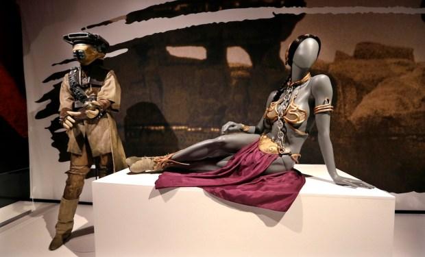 "[NATL] ""Star Wars"" Costume Exhibit"