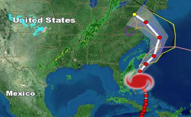 [NY] Tracking Hurricane Sandy: Friday