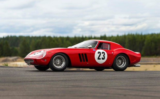 [NATL LA GALLERY] Photos: 19 of the Most Valuable Cars at Sotheby's Monterey Auction