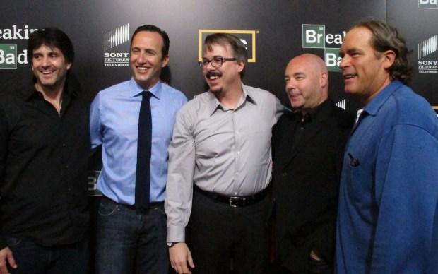Breaking Bad Breaks Comic-Con 2012