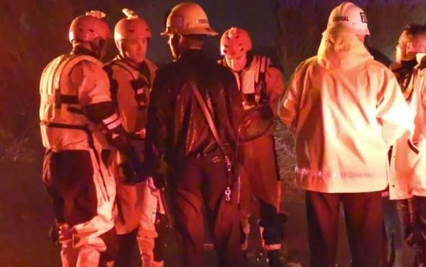[LA] CHP Sgt. Describes Flash Flood Rescue