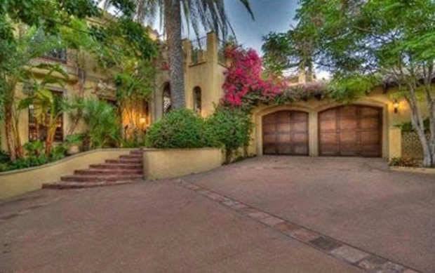 Rent this Big-Time Movie Producer's Swanky Home for $29.5K/Mo