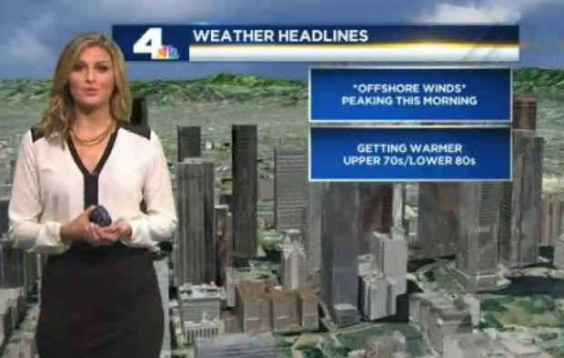 [LA] AM Forecast: Wind and Fog