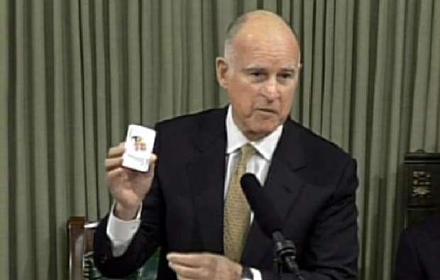 [LA] Gov. Jerry Brown's 2014 State of the State Address