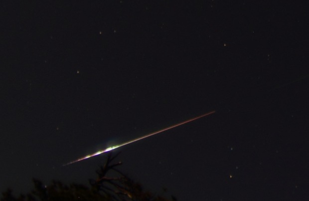[LA] LA's Perseid Meteor Shower Forecast