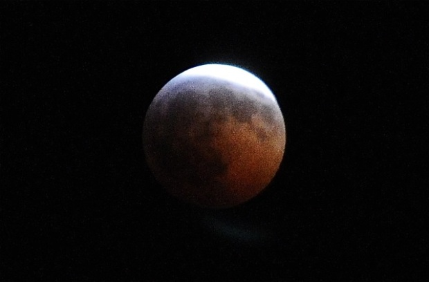 Lunar Eclipse Photos from Viewers