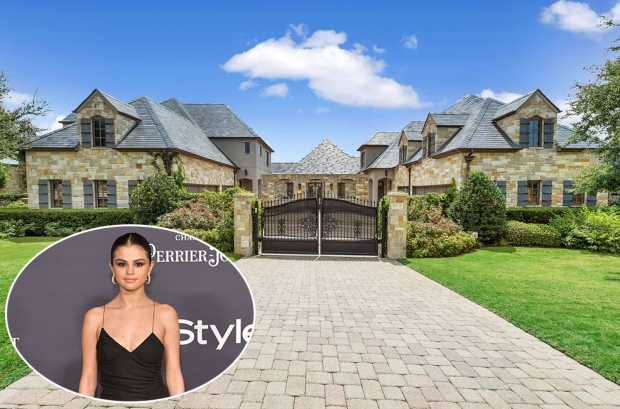 Photos: Selena Gomez Puts Her Luxury Mansion on the Market
