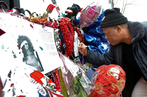 Tri-State Mourns Music Icon Whitney Houston