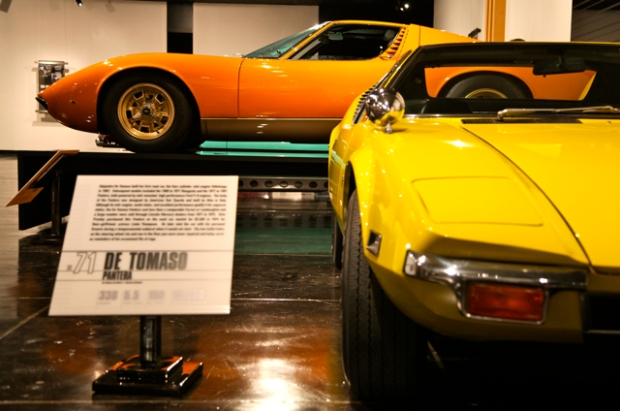 Petersen Supercars Exhibit
