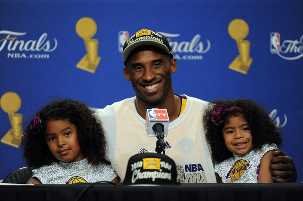 From No. 8 to No. 24: Kobe Bryant's Incredible Career