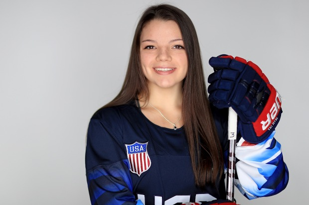 Southern Calilfornia Olympians: Hockey Player Cayla Barnes