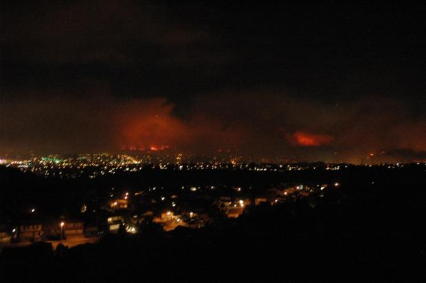November 2008: Viewer Images from SoCal Fires (Part 3)