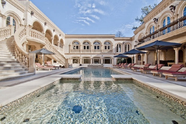 """Zombieland"" Mega-Mansion on the Market for $19.9M"