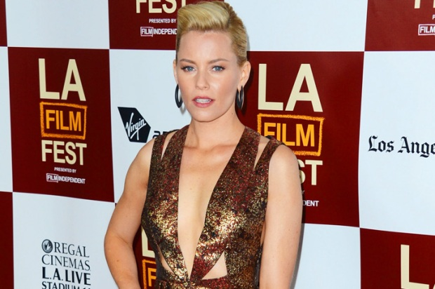 "[NBCAH] Elizabeth Banks: Chris Pine has a ""Tiny Butt"""