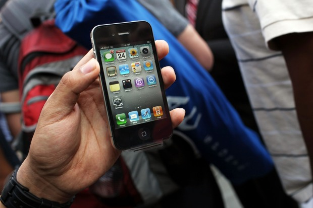 Much-Hyped iPhone 4 Released Today