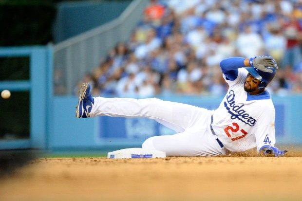 Dodgers Making Incredible Dives