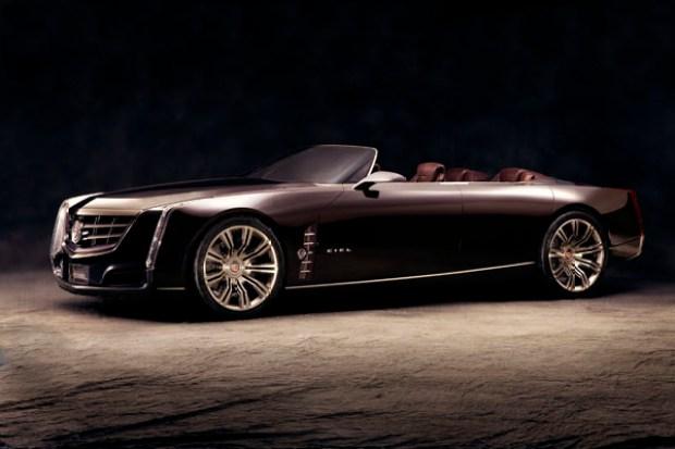 Concept Cars at the 2011 LA Auto Show