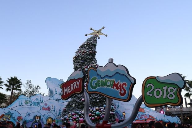 Photos: Grinchmas Returns to Universal Studios Hollywood