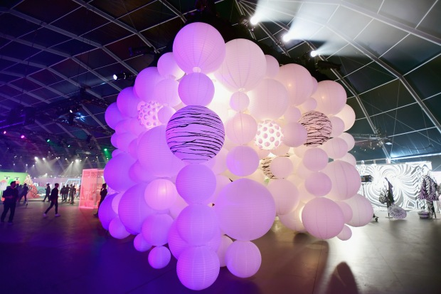 Peek Inside 29Rooms, Refinery29's Kaleidoscopic Experience