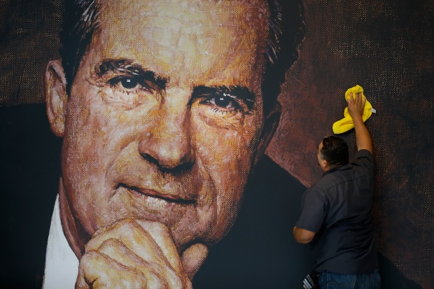 Richard Nixon Presidential Library and Museum Gets $15-Million Makeover