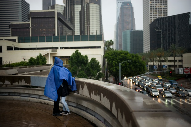 [LA GALLERY-UPDATED 2/15] SoCal Hit by Wettest Winter in Years
