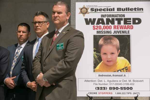 [la gallery] Key Events: The Murder Case of Ara Andressian Jr.