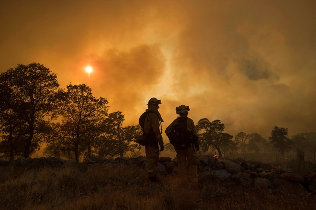 [LA GALLERY UPDATED 10/27] 2017 California Wildfires in Photos