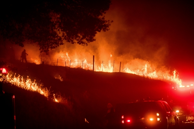 [LA GALLERY UPDATED 7/19] 2017 California Wildfires in Photos