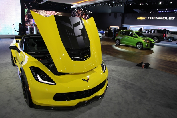 [LA GALLERY] LA Auto Show Performance Cars