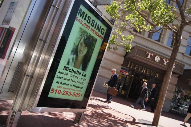 Missing Student Michelle Le: Images