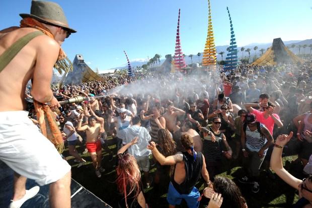 Coachella '12: Day 2