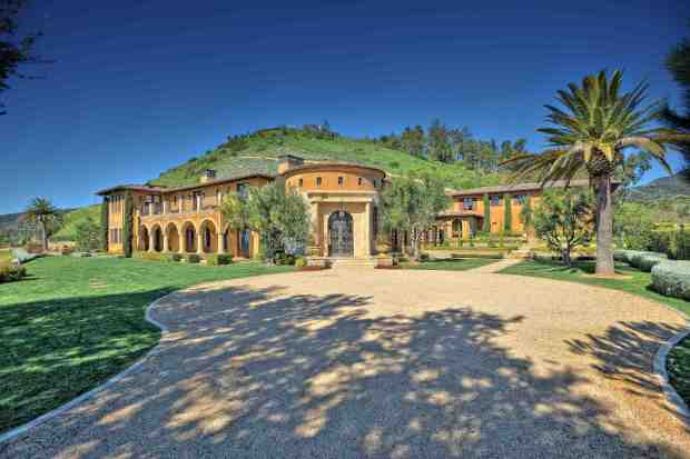 Open House: The $12M Italian Castle