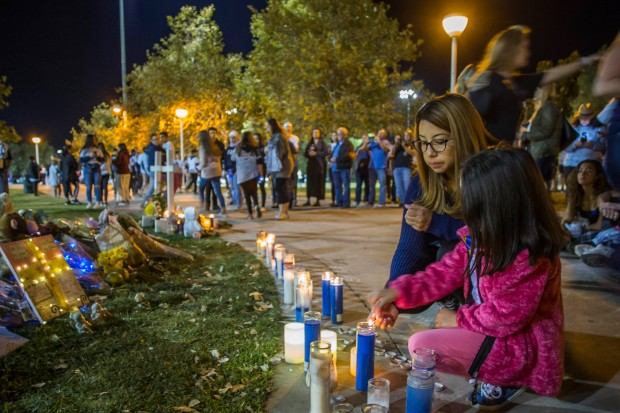 Photos: Thousands Mourn Students Killed in Saugus High School Shooting