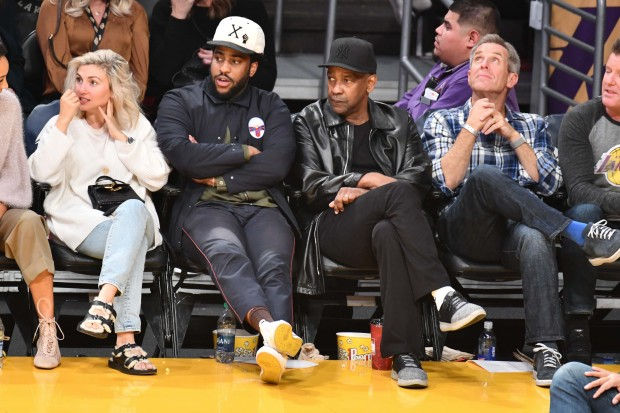 [LA GALLERY UPDATED 12/3/2019] Celebrity Fans in the Stands: Los Angeles Lakers Edition