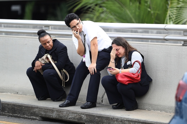 [NATL-MIA] Gunfire at Fort Lauderdale Airport Leaves Multiple Dead, Wounded