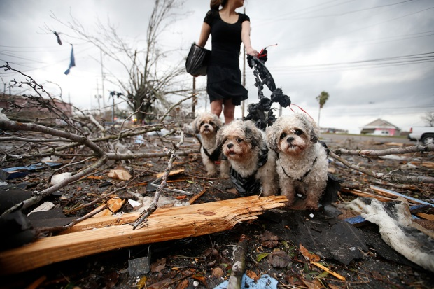 Tornadoes Bring Damage in South Louisiana Storms