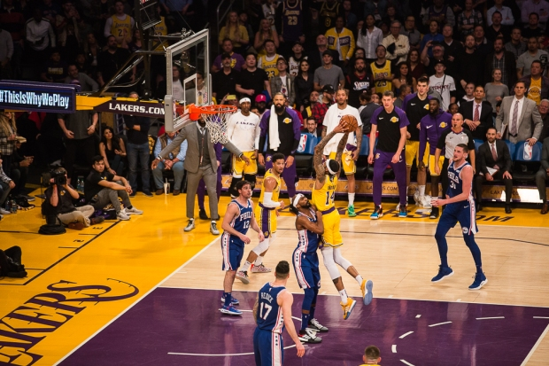 PHOTOS: Brandon Ingram Scores Career-High in Loss to Sixers
