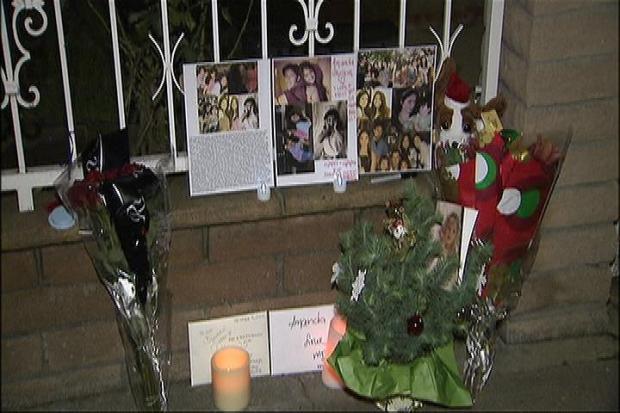 [LA] Memorials Grow, Dedicated to Four Slain in Northridge Rampage