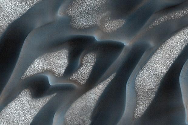 Mars in Hi Def