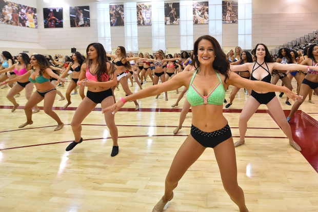 PHOTOS: Meet the 2016 Los Angeles Rams Cheerleaders