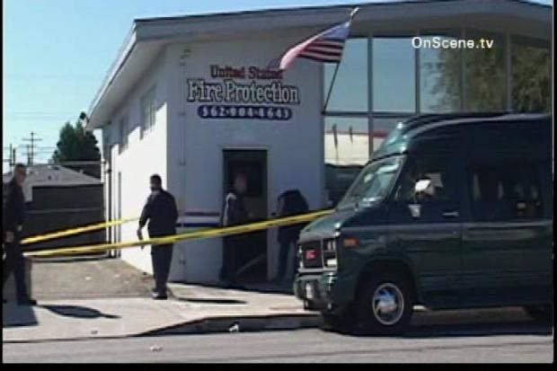 [LA] Suspect Arrested in Downey Shooting Rampage