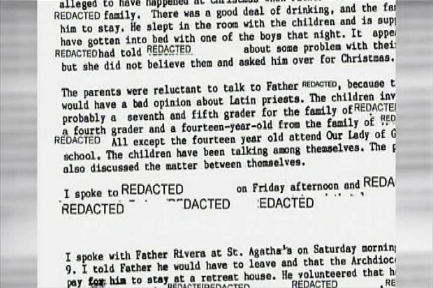 [LA] Strong Reaction From LA Archdiocese Over Abuse Files