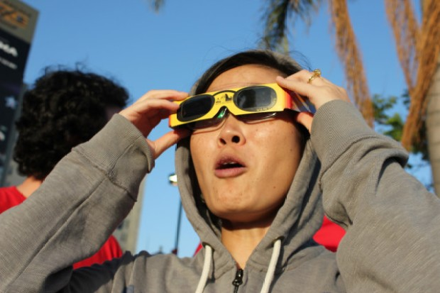 User Photos: 'Ring of Fire' Solar Eclipse Delights