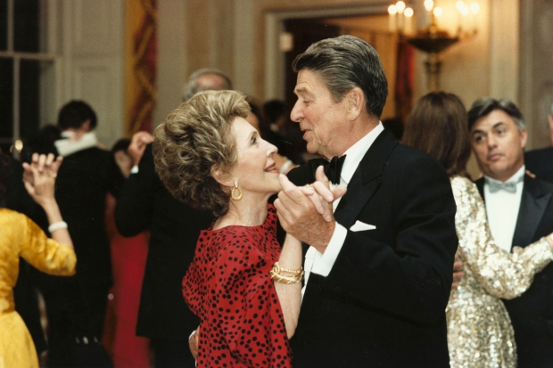 [LA] Ronald Reagan's Christmas 1981 Love Letter to Nancy Reagan