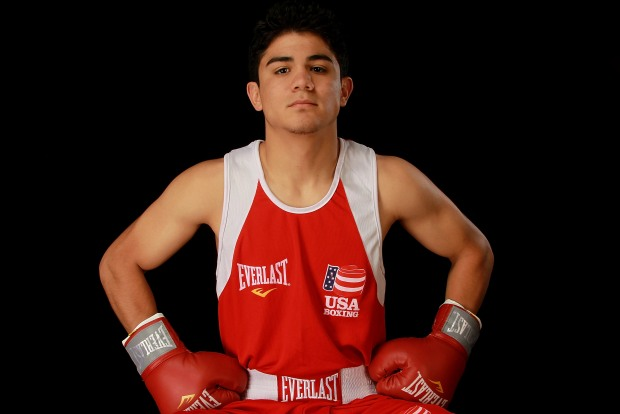 El Monte Teen Hooks Spot on Olympic Boxing Team