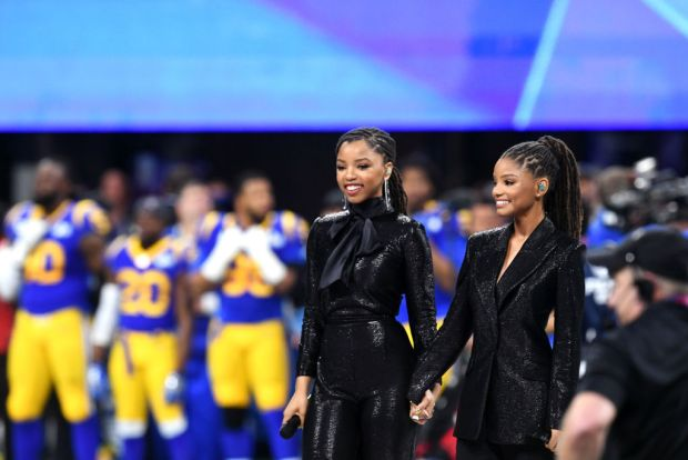 Celebrities in the Stands: See the Stars at Super Bowl LIII in Atlanta