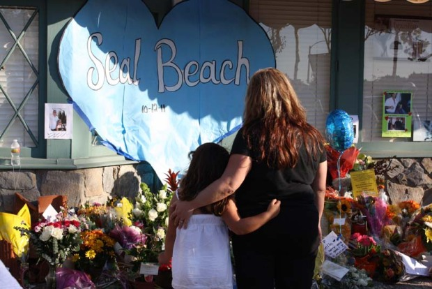 Seal Beach Mourns Shooting Victims