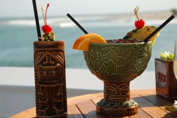 Beach Bars: Malibu