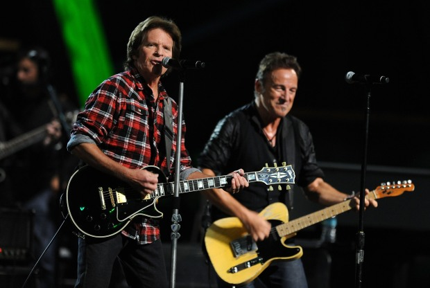 Rock & Roll Hall of Fame Concert at MSG in Photos
