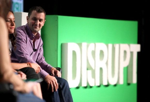Disrupt San Francisco Brings the Tech